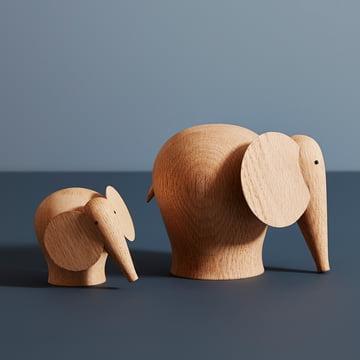 Nunu elephant by Steffen Juul
