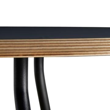 Soround Side Table with Fenix Laminate