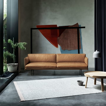 Outline Sofa 2-seater by Muuto