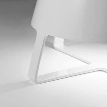 Estiluz - Poulpe Floor Lamp, white