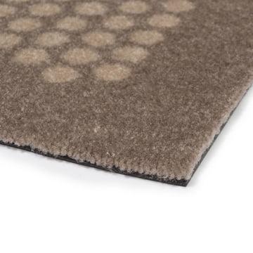 The tica copenhagen - Dot Doormat in sand