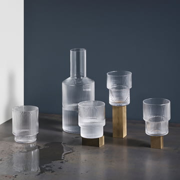 Ripple Dishes Series by ferm Living