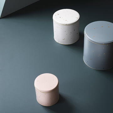 Confetti Tin Boxes by ferm Living