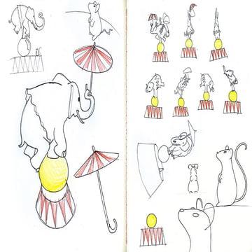 Sketch Book of Marcel Wanders