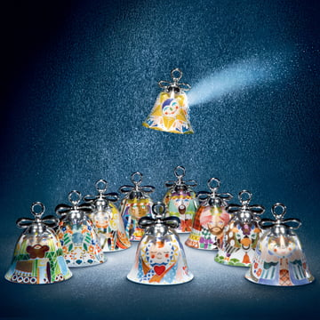 Holy Family Christmas Decorations from Alessi