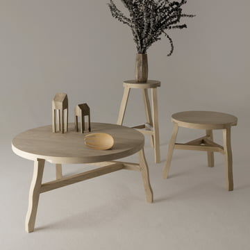 The Offcut Coffee Table from Tom Dixon
