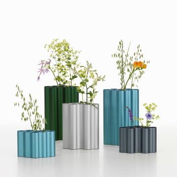 Nuage Métallique Vase by Vitra
