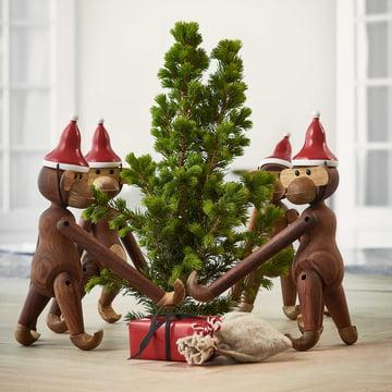 Kay Bojesen - Santa's Cap Christmas Group