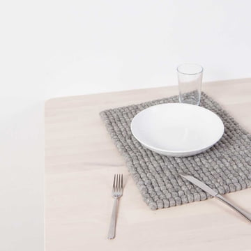 The myfelt - Table Mat 35 x 45 cm, model Carl