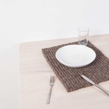 The myfelt - Table Mat 35 x 45 cm, model Alwin