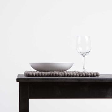 The myfelt - Table Mat 35 x 45 cm, model Oskar