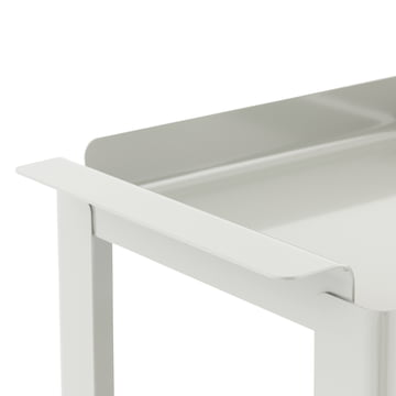 Normann Copenhagen - Box table 33 x 60 cm, cement grey