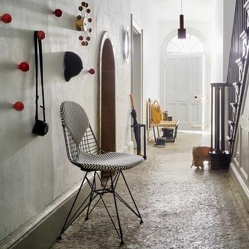 Vitra - Wire Chair DKR-2, Bikini