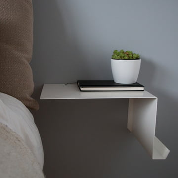 Shelve02 right by Nichba Design in white
