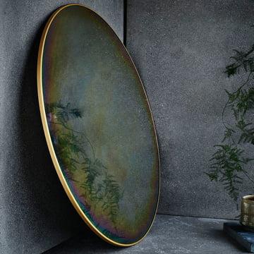 Studio Roso mirror by Fritz Hansen
