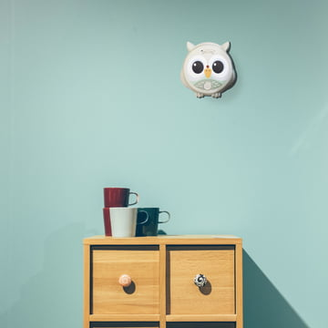 Smoke Detector Owl by Flow