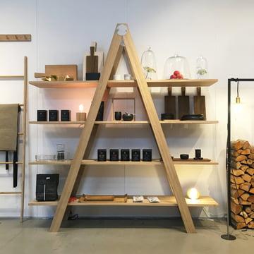 Raumgestalt - Ladder Shelf