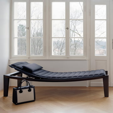 Ulisse Daybed by ClassiCon in Black