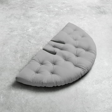 Nido Futon by Karup in Grey