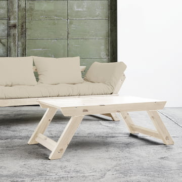 Bebop Sofa with Table by Karup