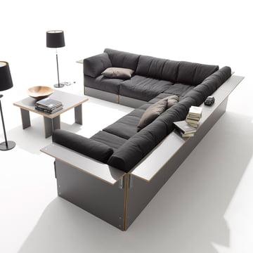 Sofabank by Müller Möbelwerkstätten