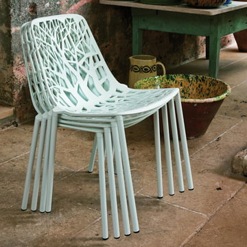 Forest Stackable Chair Indoor by Fast