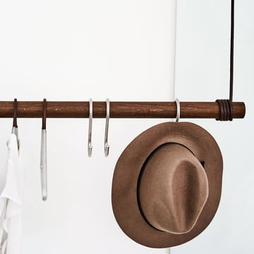 Clothes Rail Hook by LindDNA for you hat