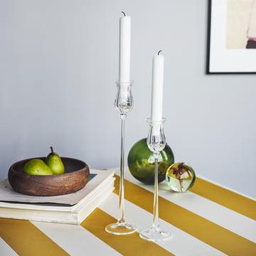 Tulip Candleholders by Bjørn Wiinblad