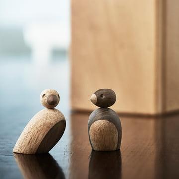 Pair of Sparrows by Kay Bojesen Denmark
