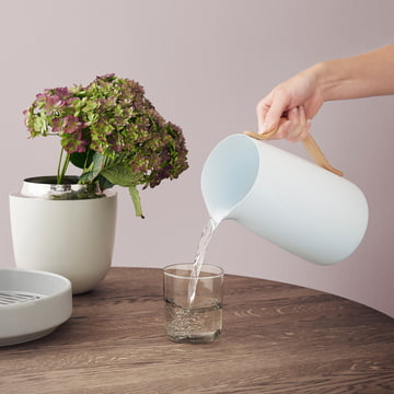 Emma Jug and Concave Vase by Stelton