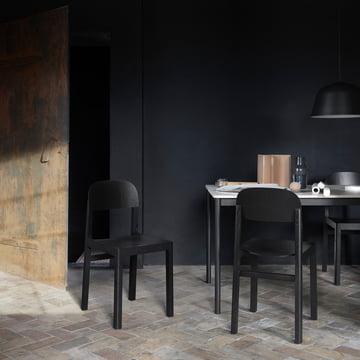 Workshop Chair by Muuto in Black