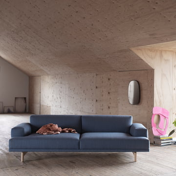 Muuto - Compose Sofa, 2-seater