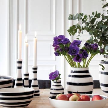 Omaggio vase by Kähler Design