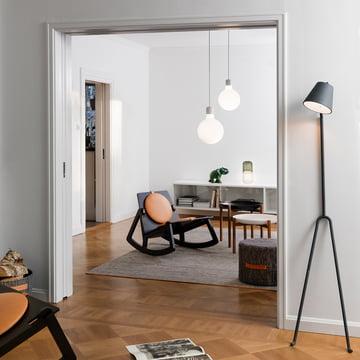 Design House Stockholm - Mañana Lamp, grey