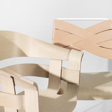 Torso and Wick Chair by Design House Stockholm