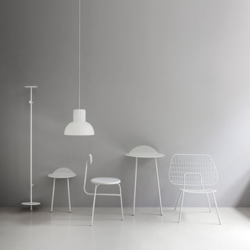 The elegant Standard pendant lamp by Menu