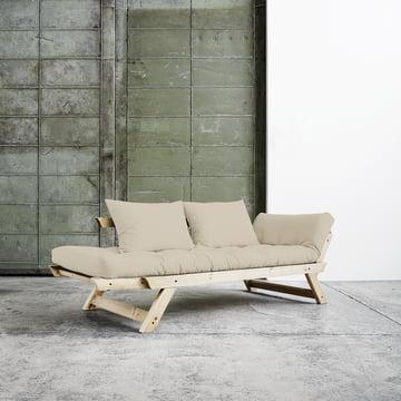 Bebop Sofa by Karup in grey