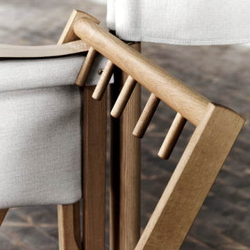 Folding Chair MK99200 by Carl Hansen