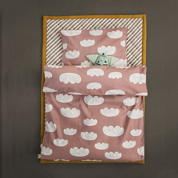 Cloud Baby bedding by ferm Living