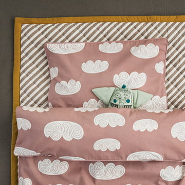 Cloud Kids bedding by ferm Living