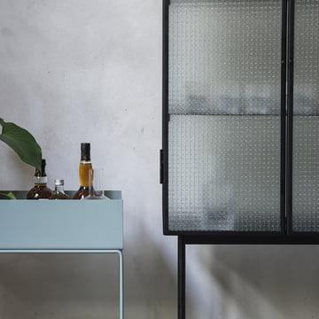 Haze Vitrine and Plant Box by ferm living