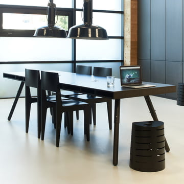 Spectrum - TC Stool, black