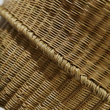 Fibra basket by ames in detail