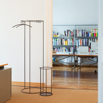 Rack coat and umbrella stand by Schönbuch