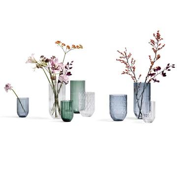 Colour Vase Glass Vase by Hay