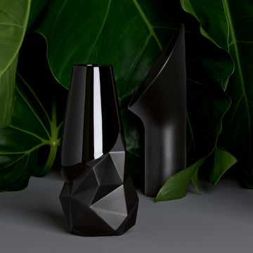 Geode and Fondale vase by Rosenthal