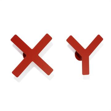The X & Y Hooks by Schönbuch