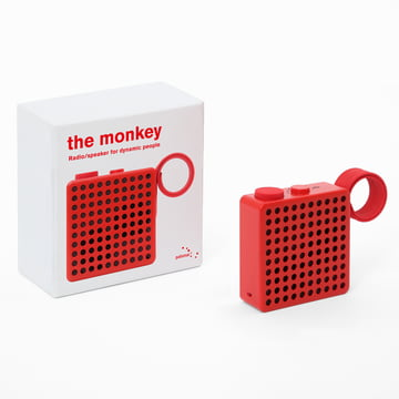 The Monkey by Palomar with packaging.