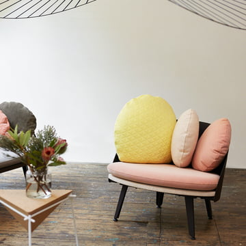 Nubilo Chair by Petite Friture