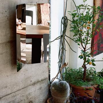 124° mirror by Daniel Rybakken for Artek